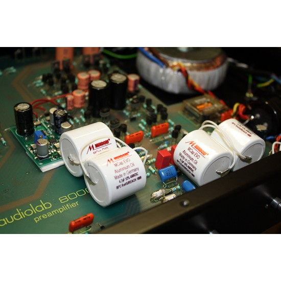 Audiolab 8000c Preamp Upgrade - Stage 3