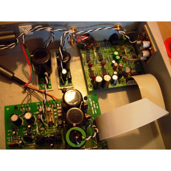 Musical Fidelity A3 CD Player Upgrade - Stage 2