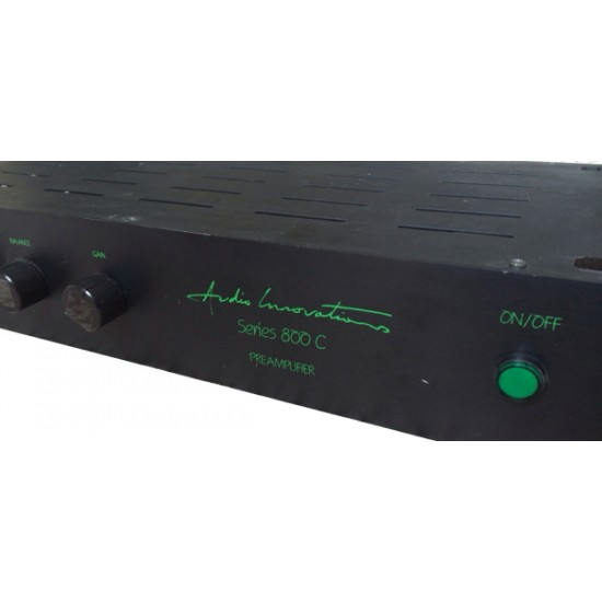 Audio Innovations Series 800C Preamp Upgrade